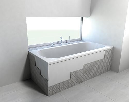 Berühmt Badewanne Einbauen VQ95